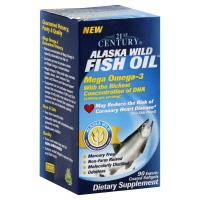 Twenty-first Century Alaska Wild Fish Oil
