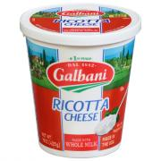 GalBani Whole Milk Ricotta Cheese