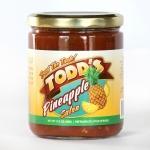 Todd's Pineapple Salsa