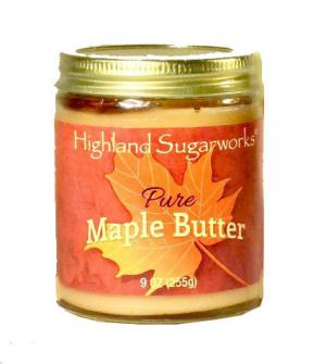 Highland Sugarworks Maple Butter