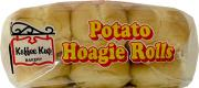 Koffee Kup Potato Hoagie Rolls