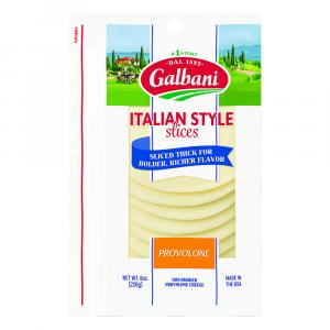 Galbani Thick Provolone Sliced Cheese