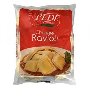Pede Pre-Cooked Cheese Ravioli