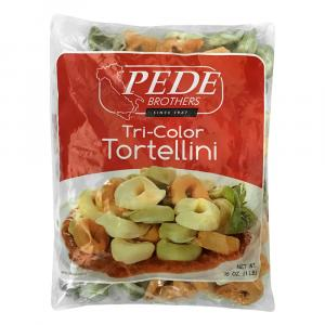 Pede Tri-Color Cheese Tortellini