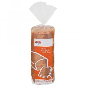 Hannaford Split Top Wheat Bread