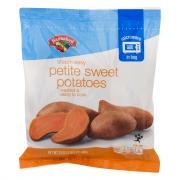 Hannaford Steam Easy Sweet Potatoes