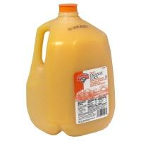 Hannaford Orange Juice From Concentrate