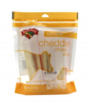Hannaford Sharp Cheddar Cheese Sticks