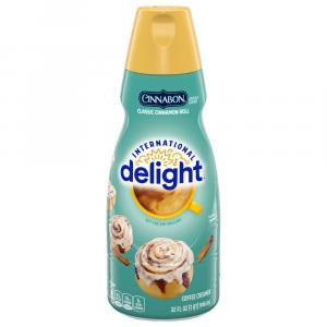 International Delight Cinnabon Gourmet Coffee Creamer