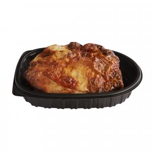Hannaford Rotisserie Turkey Breast - Hot