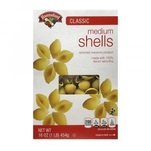 Hannaford Medium Shells