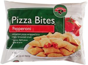Hannaford Cheese & Pepperoni Bites