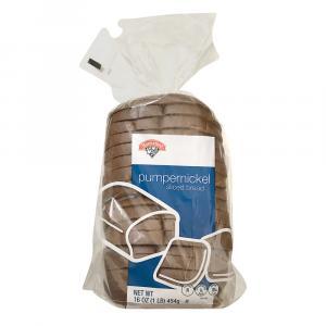 Hannaford Pumpernickel Bread