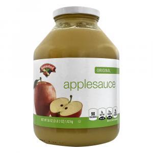 Hannaford Original Applesauce