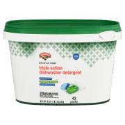 Hannaford Advance Clean Triple Action Dishwasher Detergent