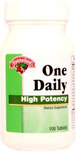 Hannaford One Daily Essential Multivitamins