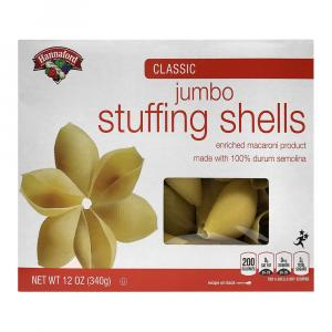 Hannaford Jumbo Stuffing Shells