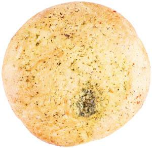 Classic Garlic Focaccia