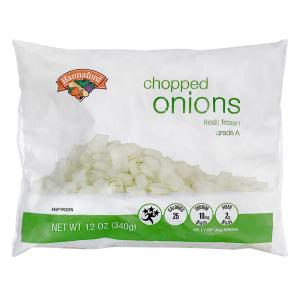 Hannaford Chopped Onions