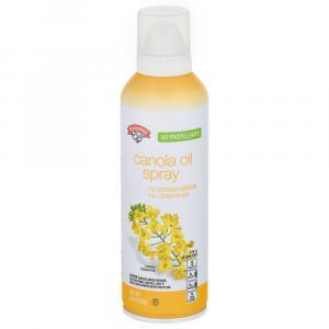 Hannaford Canola Oil Spray