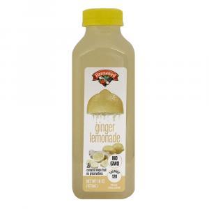 Hannaford Ginger Lemonade