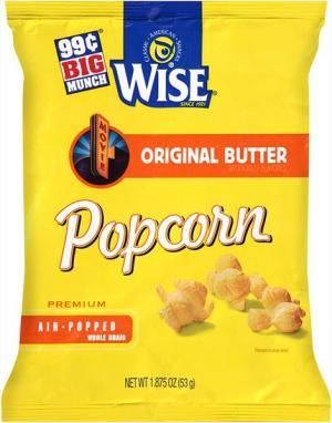 Wise Original Butter Popcorn