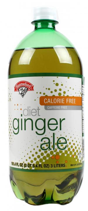 Hannaford Diet Ginger Ale