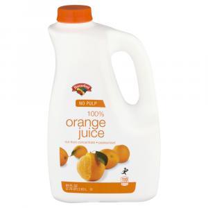 Hannaford Premium Orange Juice