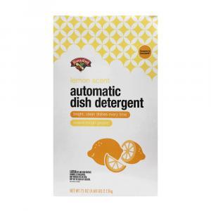 Hannaford Lemon Auto Powder Dish Detergent