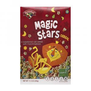 Hannaford Magic Stars Cereal