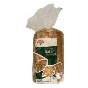 Hannaford Unseeded Italian Bread