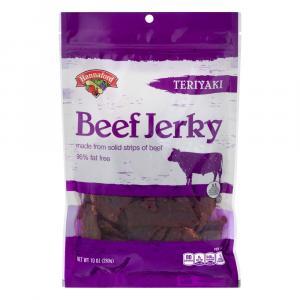 Hannaford Teriyaki Beef Jerky