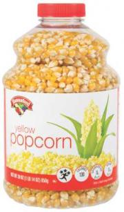 Hannaford Yellow Popcorn