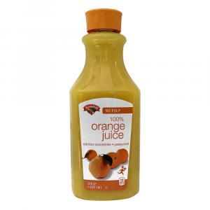 Hannaford Premium No Pulp Orange Juice