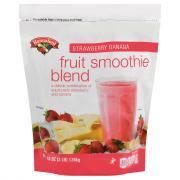 Hannaford Strawberry Banana Fruit Smoothie