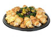 Mini Croissant Sandwiches