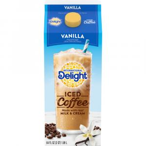 International Delight Iced Coffee Vanilla