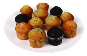 Quad Variety Mini Muffins