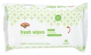Hannaford Flushable Wipes Refill