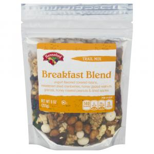 Hannaford Breakfast Blend Trail Mix