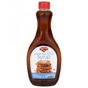 Hannaford Sugar Free Pancake Syrup