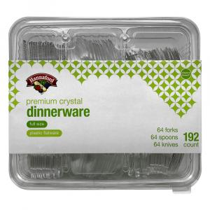 Hannaford Premium Cutlery