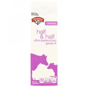 Hannaford Original Half & Half