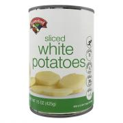 Hannaford Sliced White Potatoes