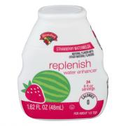 Hannaford Strawberry Watermelon Replenish Water Enhancer
