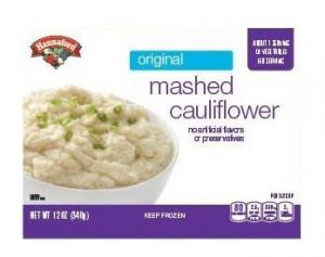 Hannaford Original Mashed Cauliflower