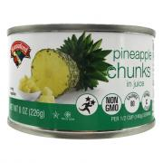 Hannaford Chunk Pineapple in Juice