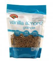 Hannaford Vanilla Almond Granola