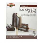 Hannaford Ice Cream Bars