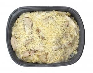 Chicken Alfredo Meal